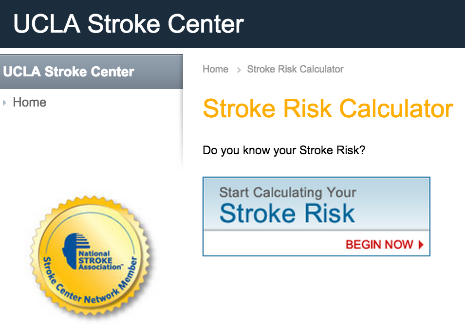 UCLA Stroke Center